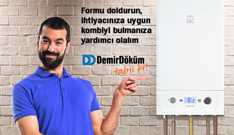 İzmir - Bornova DemirDöküm Bayi Ücretsiz Keşif