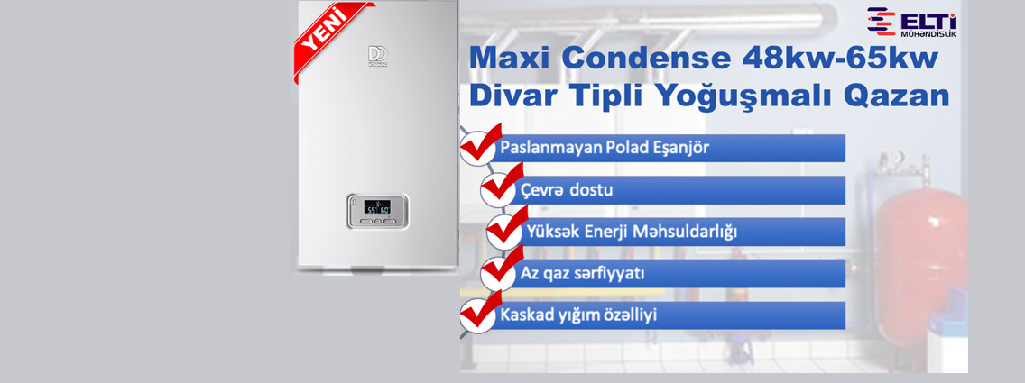 DemirDöküm MaxiCondense 48 - 65