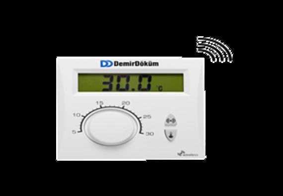 RF 6001 (Kablosuz) Oda Termostatı