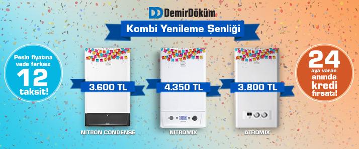 İstanbul Ümraniye Kombi Değişimi Kampanyası