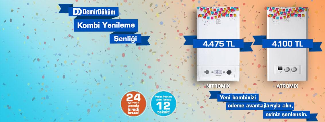 İstanbul Eyüp Kombi Değişim Kampanyası