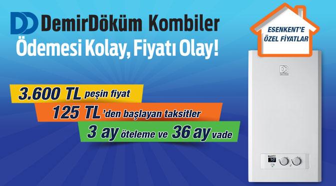 İstanbul Esenyurt DemirDöküm Ödemesi Kolay Kampanyası